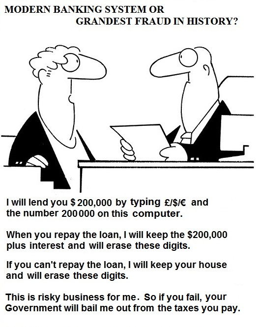 Modern banking or fraud - mortgage scam