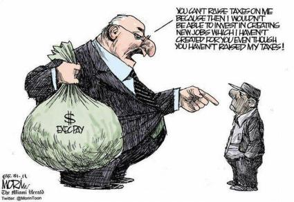 political-cartoon-raising-taxes-exec-pay-money-bags-job-creator-funny-meme