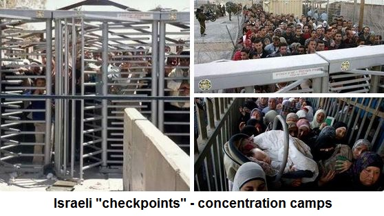 IS checkpoints