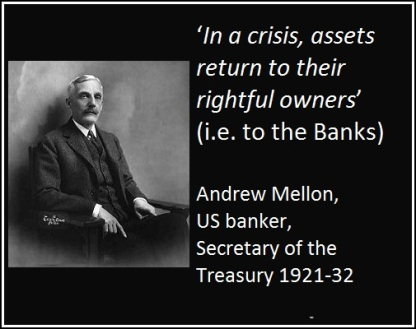 andrew mellon quotes