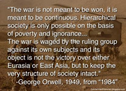 Orwell War